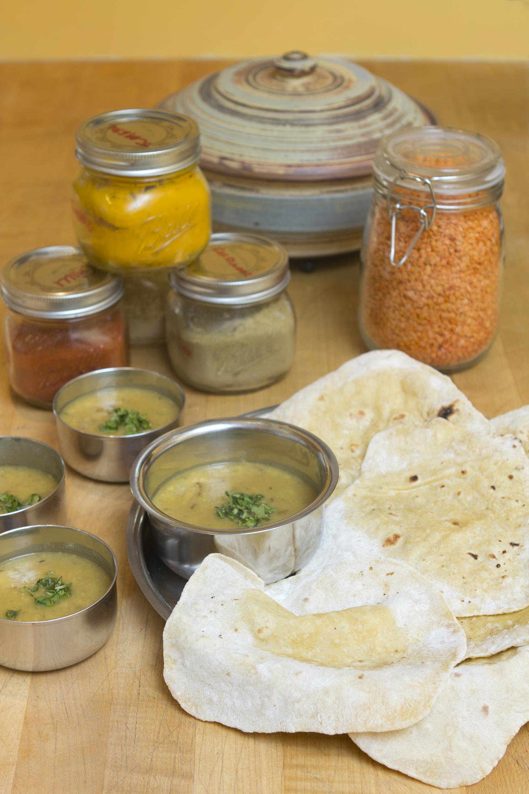 Nibble Book Sneak Peek: A Culinary Trip to North India!