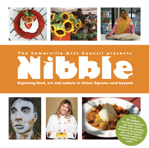 Cooking with Flowers (Nibble Book Preview!)
