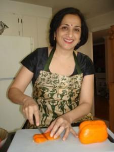 Chef Madhu Nene