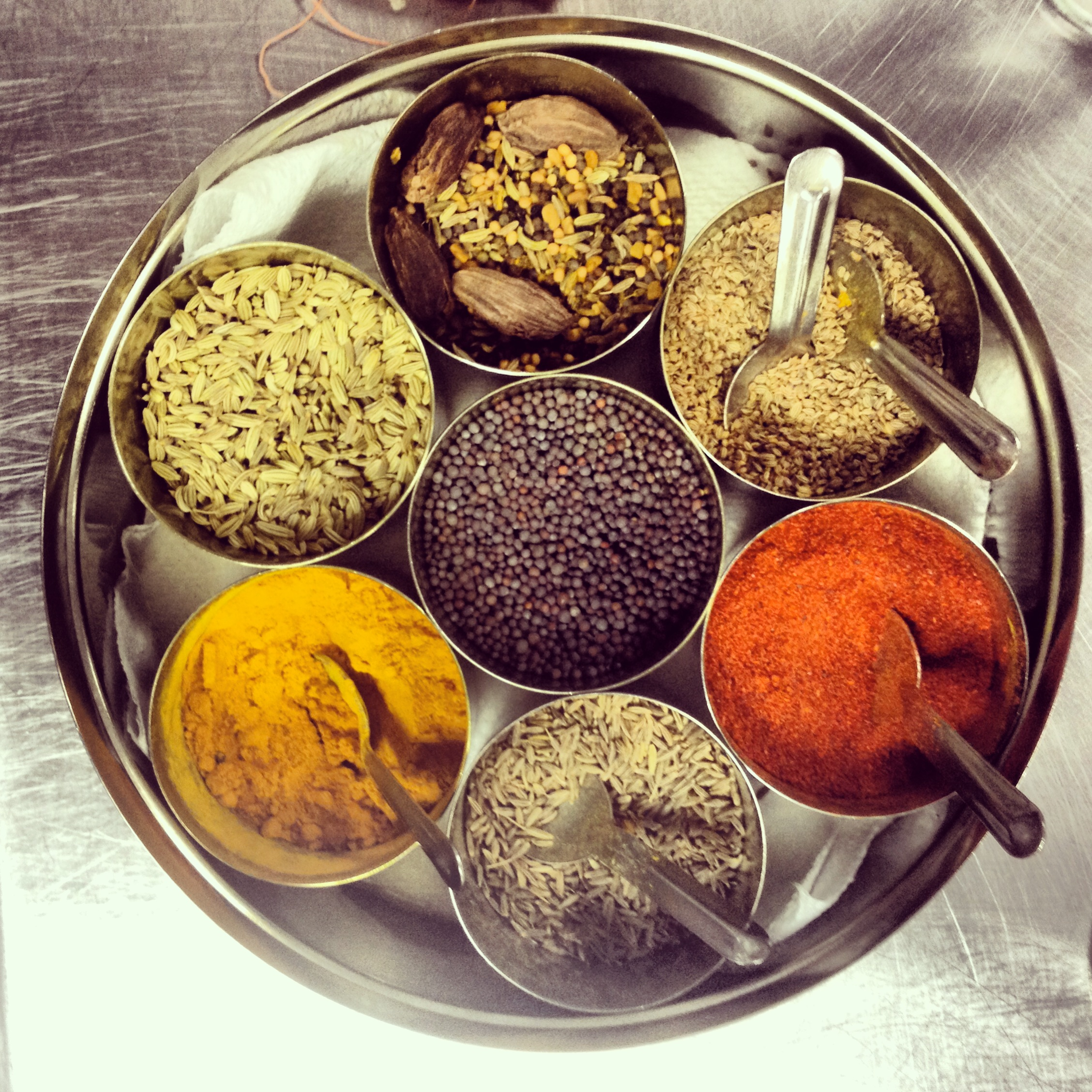 The Flavors of India with Madhu