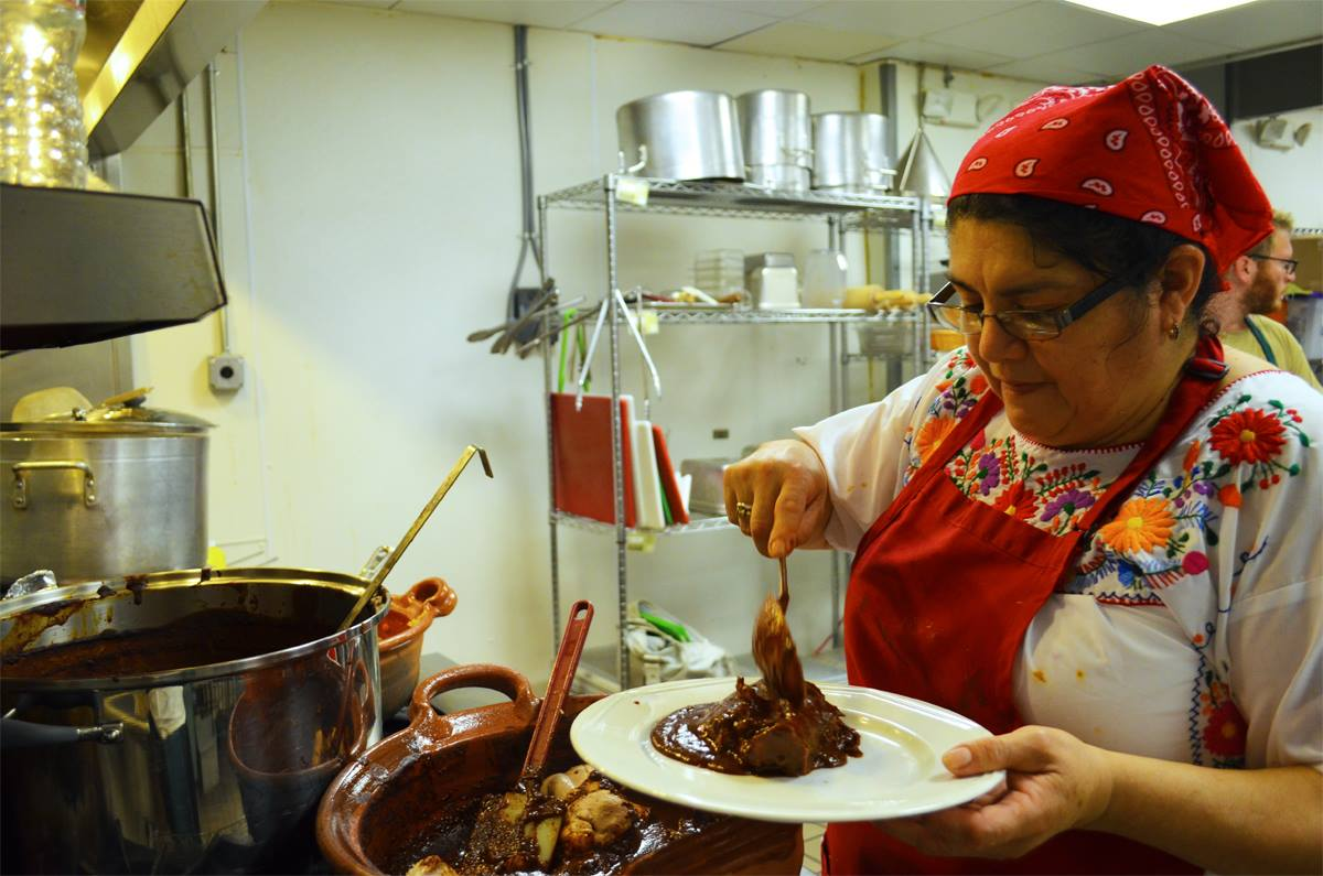 Sun, December 13th: Mexican Pozole Cooking Class with Estela Calzada