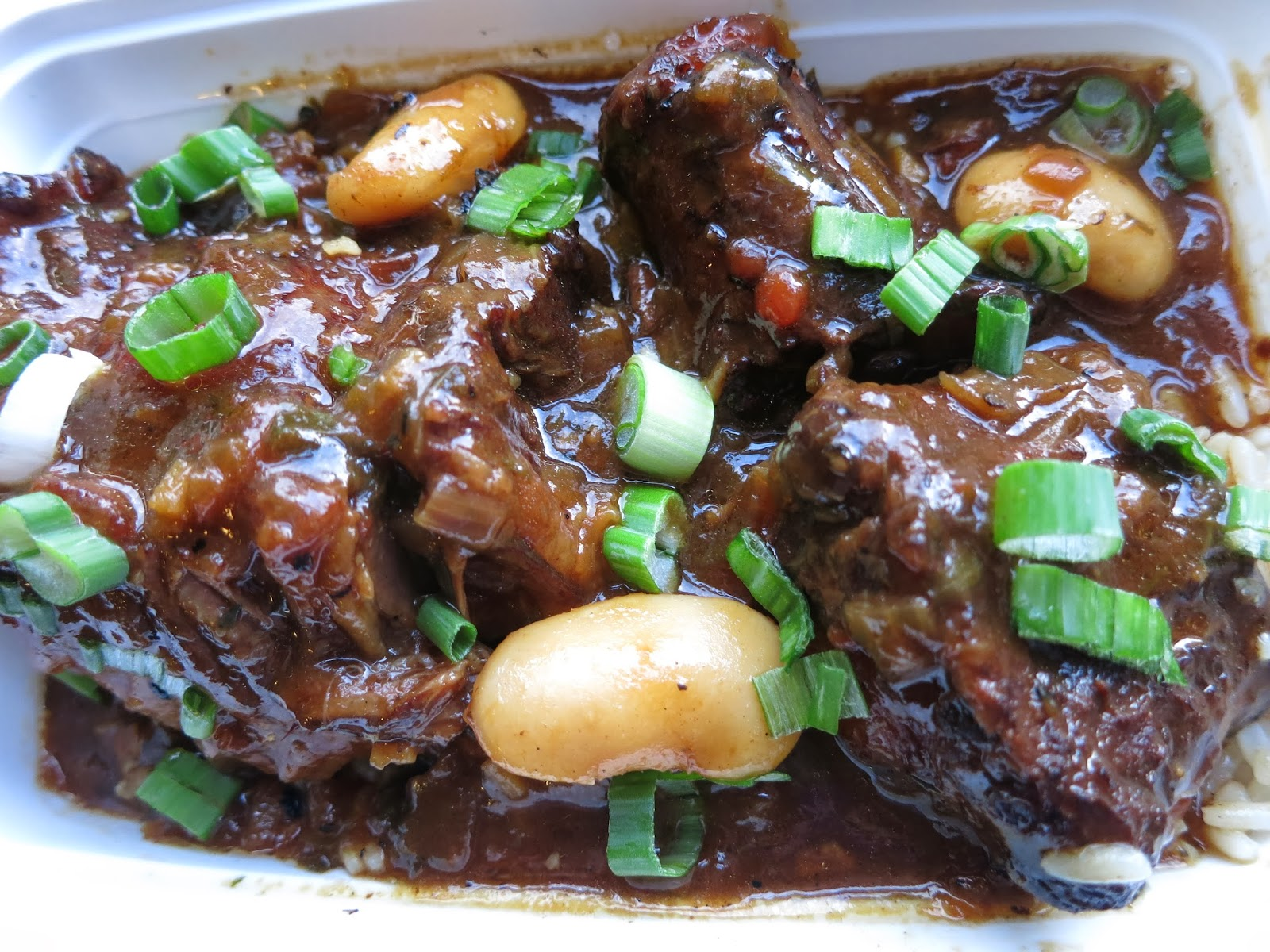 Cooking class inspiration: Jamaican Oxtail Stew