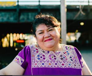 Estela Calzada, photo by Jaclyn Tyler