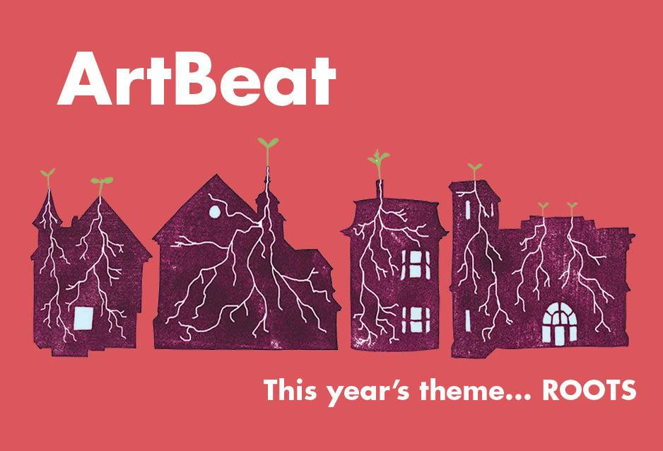 The Food Has Roots – Find it at ArtBeat!