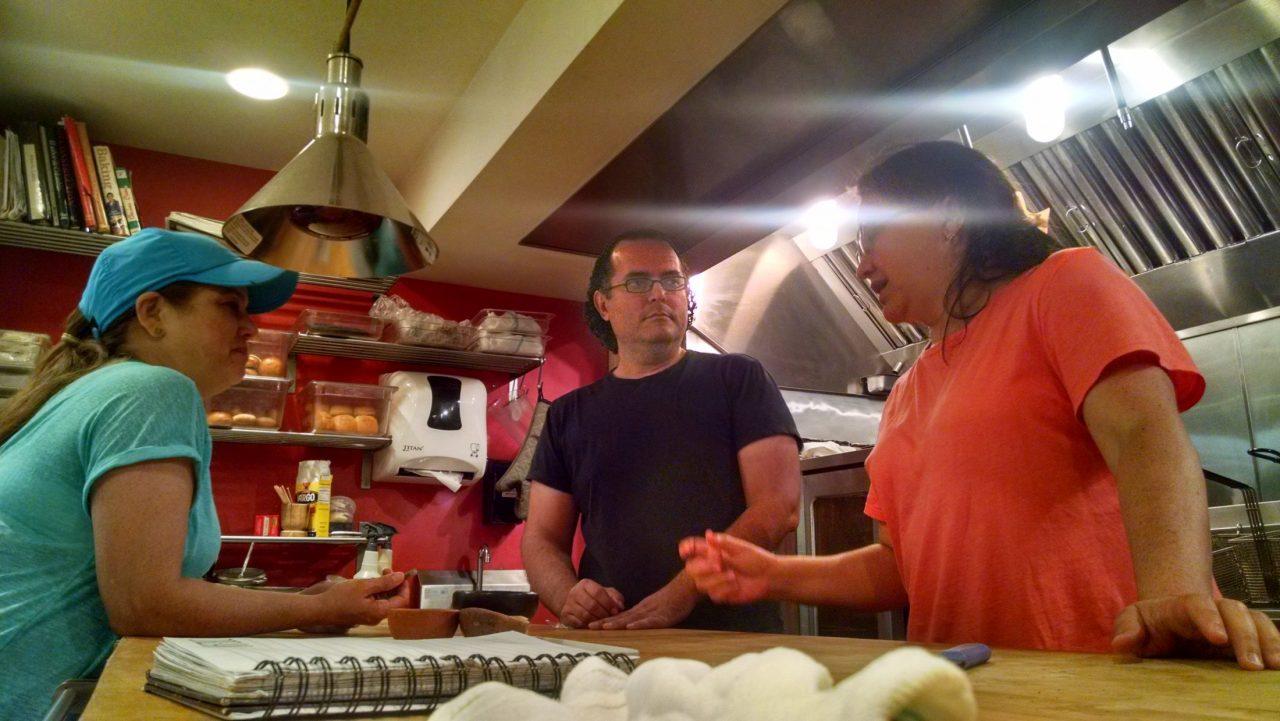 A Mentor Among Us: Chef Alberto Cabre