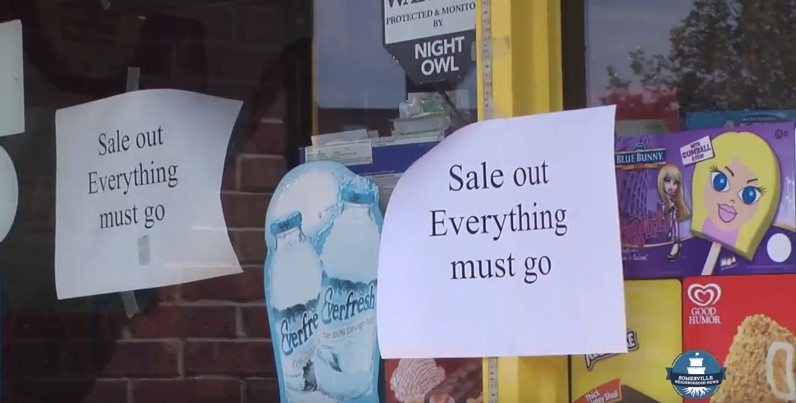Watch: Vango Convenience Closes after 14 years