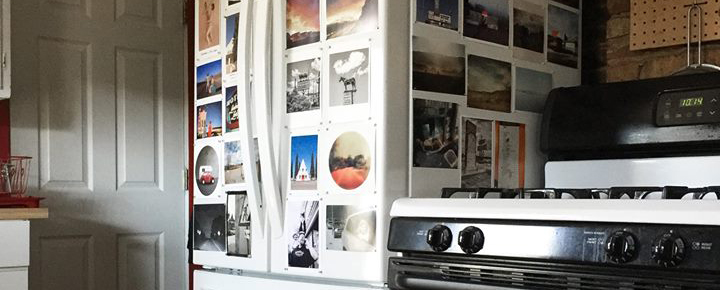 Cool New Gallery: It's a Fridge.
