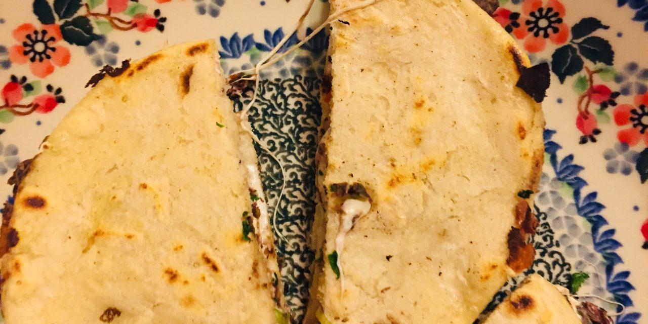Handcrafted Tortillas –Abuela Style!– at La Internacional
